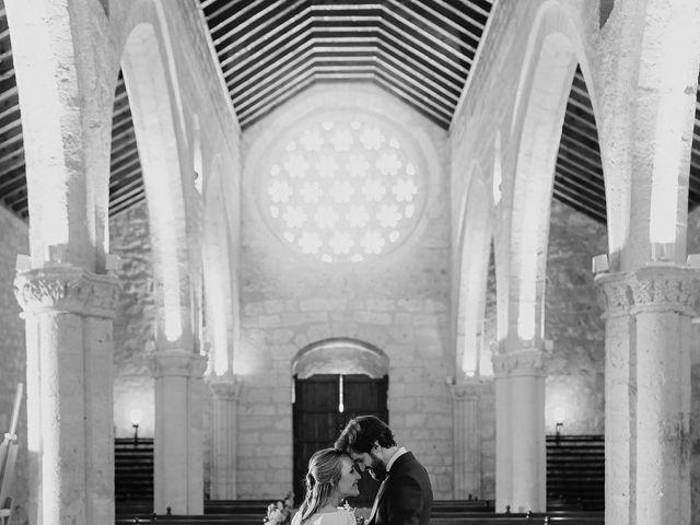 La boda de Jorge y Maria en Ballesteros De Calatrava, Ciudad Real 80