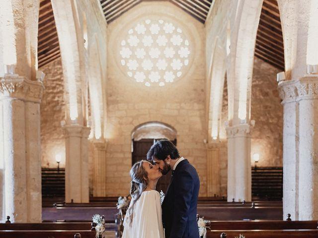 La boda de Jorge y Maria en Ballesteros De Calatrava, Ciudad Real 81
