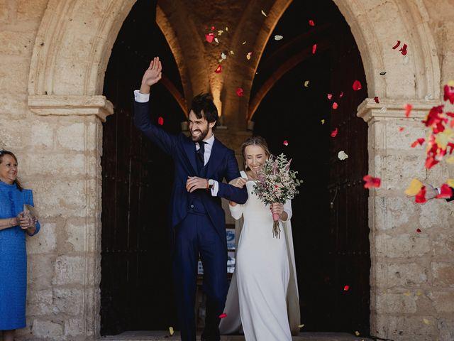 La boda de Jorge y Maria en Ballesteros De Calatrava, Ciudad Real 85