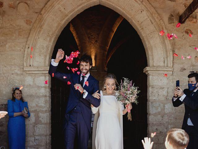 La boda de Jorge y Maria en Ballesteros De Calatrava, Ciudad Real 86