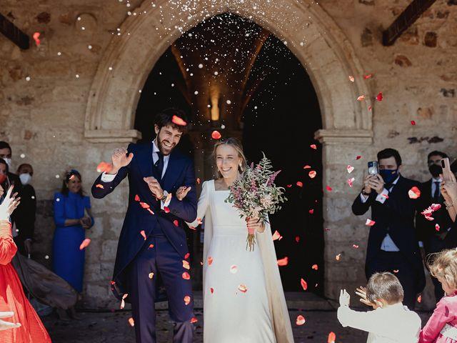 La boda de Jorge y Maria en Ballesteros De Calatrava, Ciudad Real 87