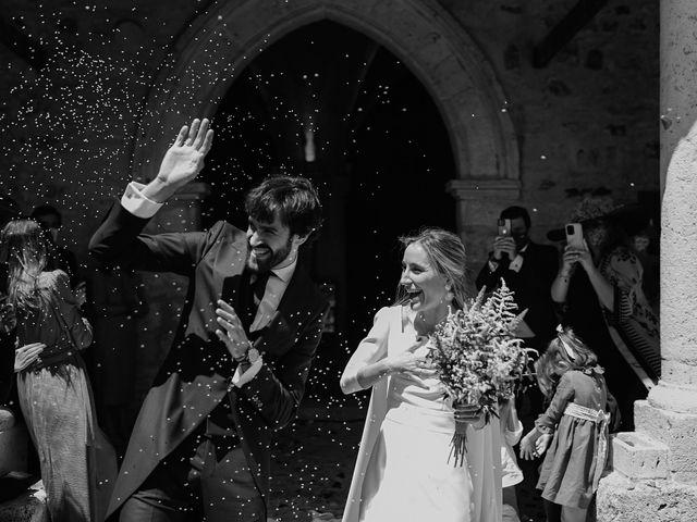 La boda de Jorge y Maria en Ballesteros De Calatrava, Ciudad Real 88