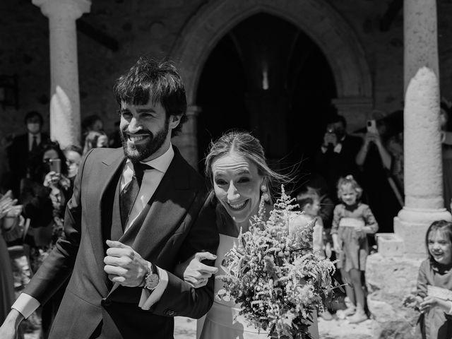 La boda de Jorge y Maria en Ballesteros De Calatrava, Ciudad Real 89