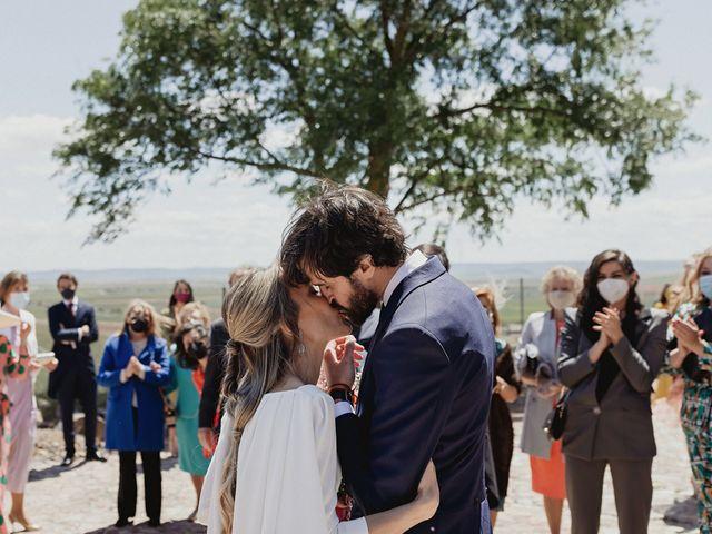 La boda de Jorge y Maria en Ballesteros De Calatrava, Ciudad Real 90