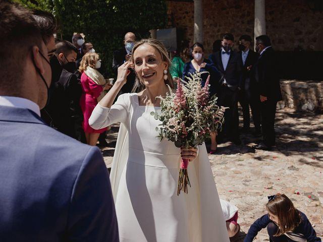 La boda de Jorge y Maria en Ballesteros De Calatrava, Ciudad Real 92