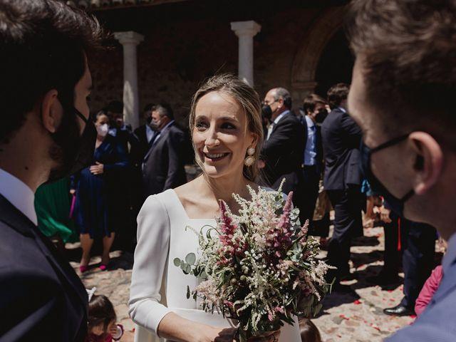 La boda de Jorge y Maria en Ballesteros De Calatrava, Ciudad Real 93