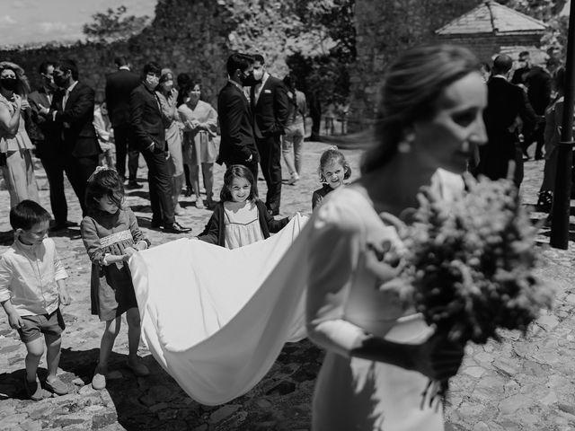 La boda de Jorge y Maria en Ballesteros De Calatrava, Ciudad Real 95