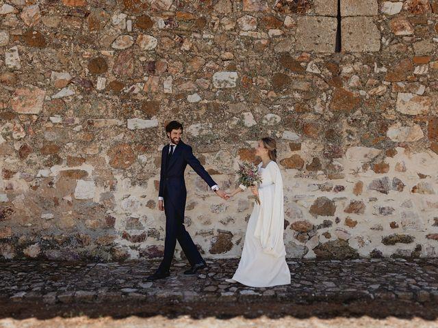 La boda de Jorge y Maria en Ballesteros De Calatrava, Ciudad Real 96