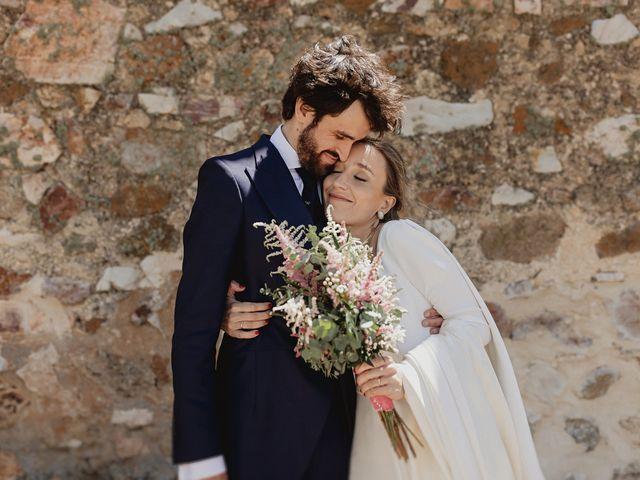 La boda de Jorge y Maria en Ballesteros De Calatrava, Ciudad Real 97