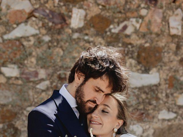 La boda de Jorge y Maria en Ballesteros De Calatrava, Ciudad Real 98