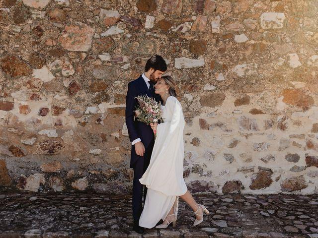 La boda de Jorge y Maria en Ballesteros De Calatrava, Ciudad Real 100