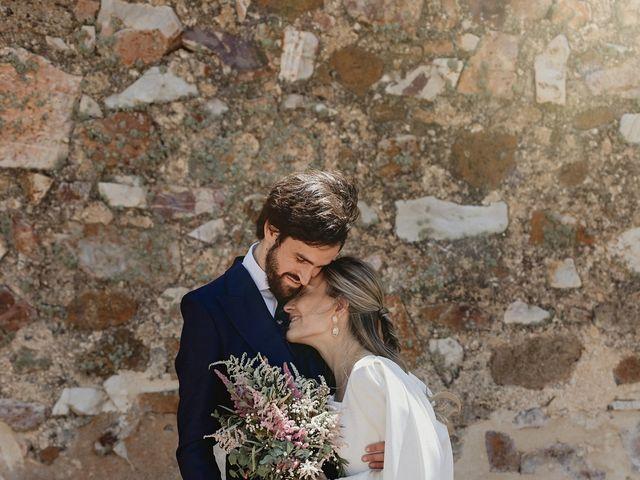 La boda de Jorge y Maria en Ballesteros De Calatrava, Ciudad Real 101