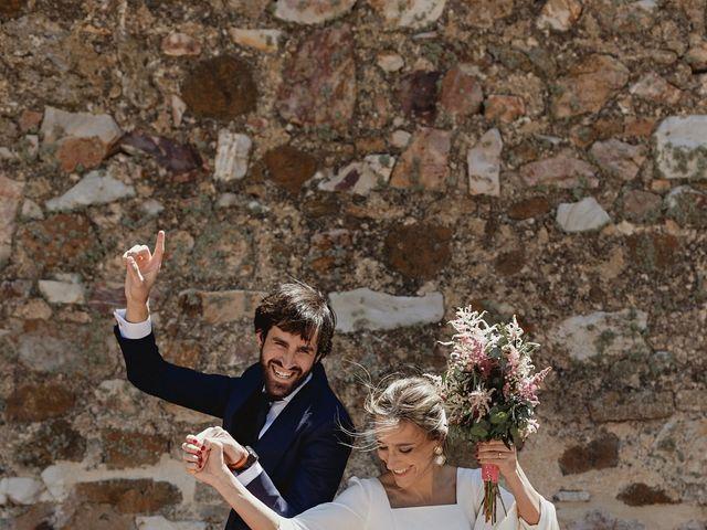 La boda de Jorge y Maria en Ballesteros De Calatrava, Ciudad Real 102