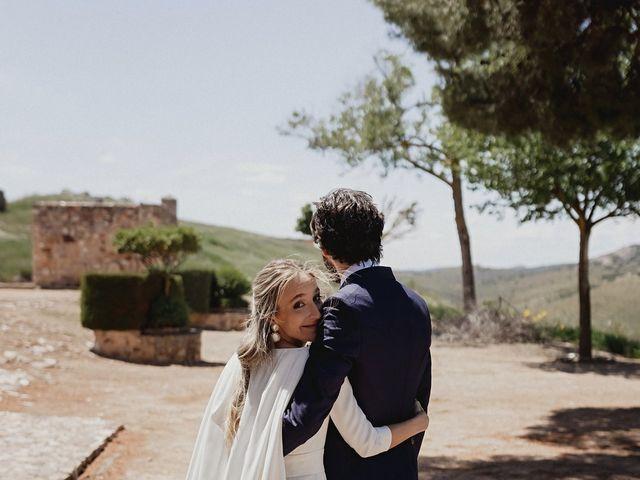 La boda de Jorge y Maria en Ballesteros De Calatrava, Ciudad Real 103