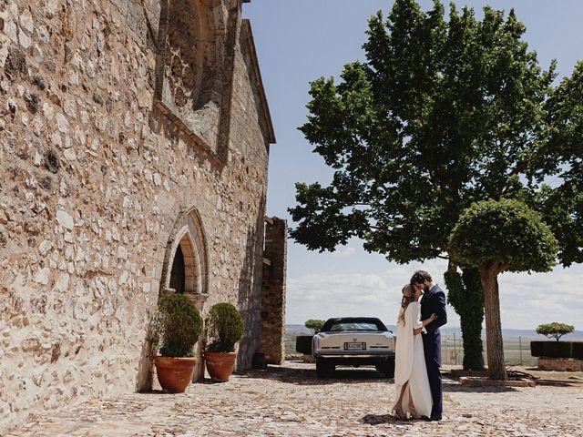 La boda de Jorge y Maria en Ballesteros De Calatrava, Ciudad Real 105