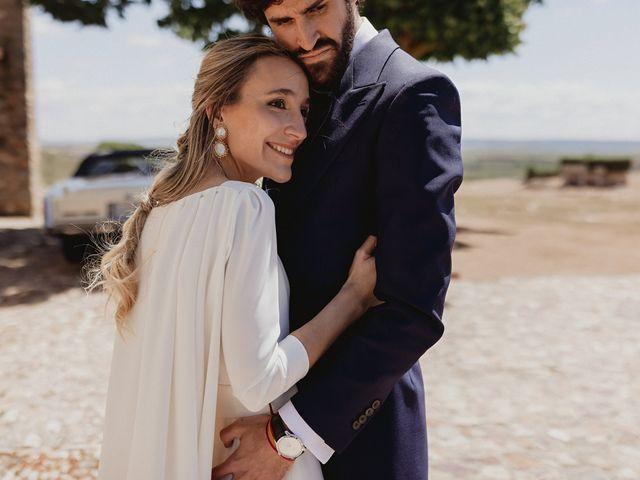 La boda de Jorge y Maria en Ballesteros De Calatrava, Ciudad Real 106