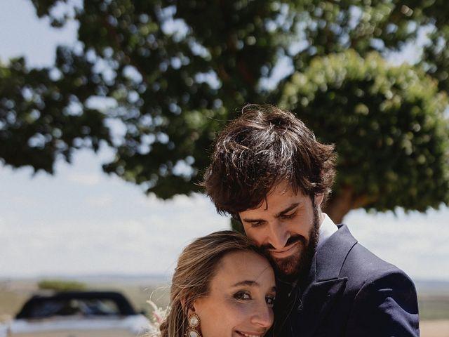 La boda de Jorge y Maria en Ballesteros De Calatrava, Ciudad Real 107