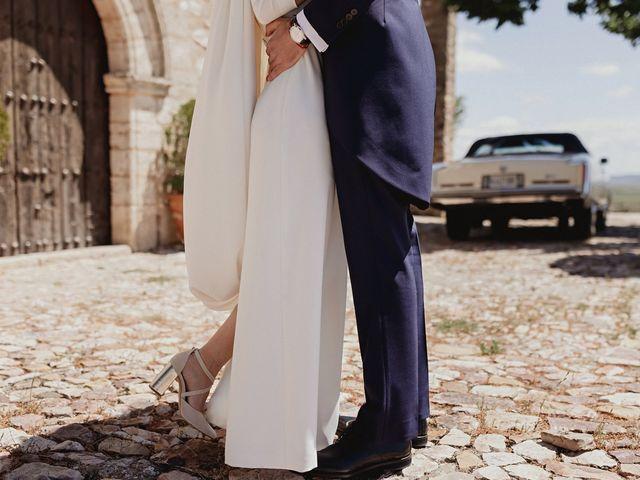 La boda de Jorge y Maria en Ballesteros De Calatrava, Ciudad Real 109