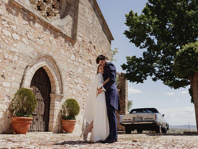 La boda de Jorge y Maria en Ballesteros De Calatrava, Ciudad Real 110