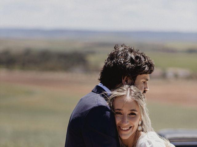 La boda de Jorge y Maria en Ballesteros De Calatrava, Ciudad Real 112