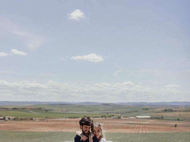 La boda de Jorge y Maria en Ballesteros De Calatrava, Ciudad Real 116