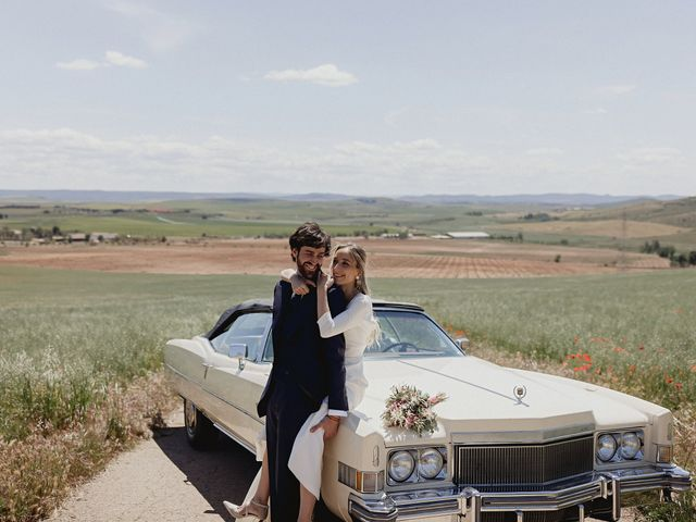 La boda de Jorge y Maria en Ballesteros De Calatrava, Ciudad Real 118