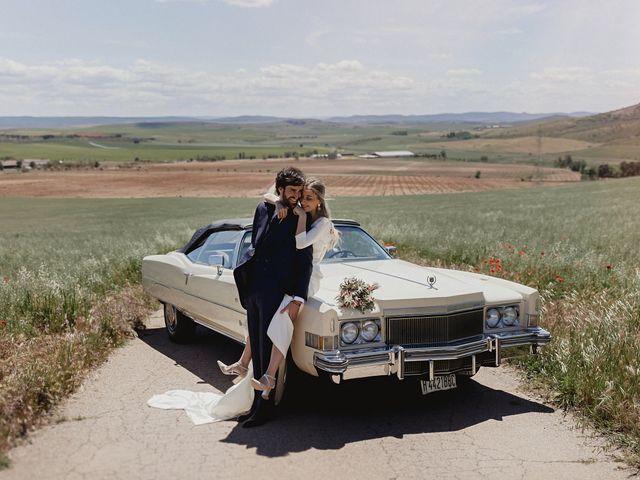 La boda de Jorge y Maria en Ballesteros De Calatrava, Ciudad Real 122