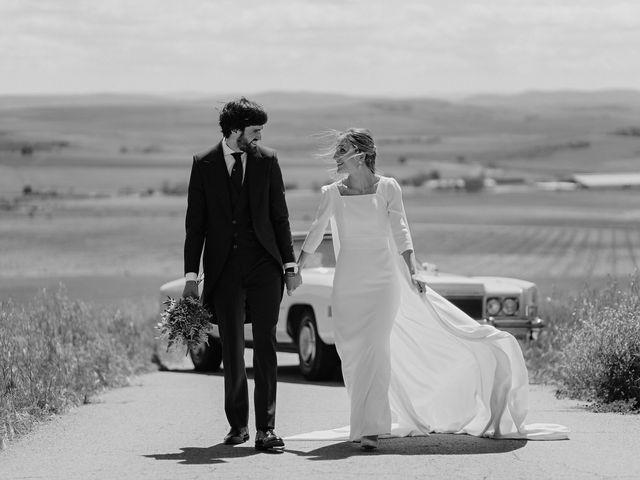 La boda de Jorge y Maria en Ballesteros De Calatrava, Ciudad Real 123