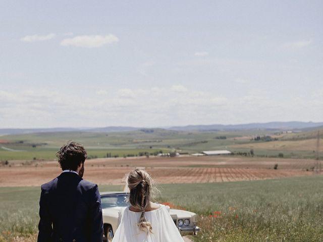 La boda de Jorge y Maria en Ballesteros De Calatrava, Ciudad Real 124
