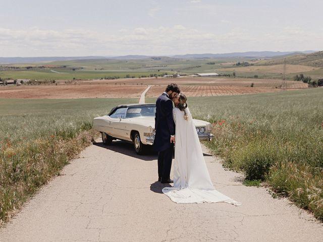 La boda de Jorge y Maria en Ballesteros De Calatrava, Ciudad Real 125