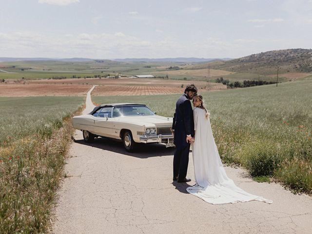 La boda de Jorge y Maria en Ballesteros De Calatrava, Ciudad Real 126