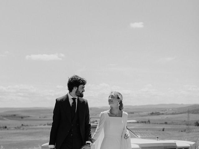 La boda de Jorge y Maria en Ballesteros De Calatrava, Ciudad Real 127