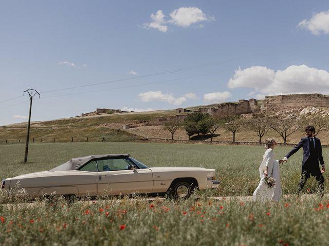 La boda de Jorge y Maria en Ballesteros De Calatrava, Ciudad Real 128