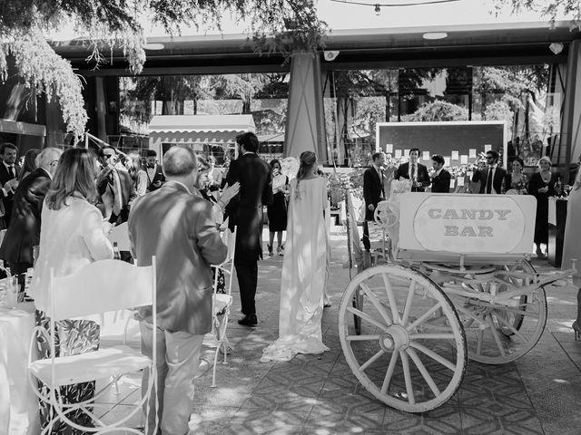 La boda de Jorge y Maria en Ballesteros De Calatrava, Ciudad Real 129