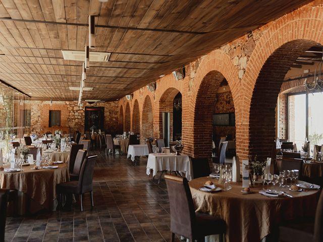 La boda de Jorge y Maria en Ballesteros De Calatrava, Ciudad Real 130