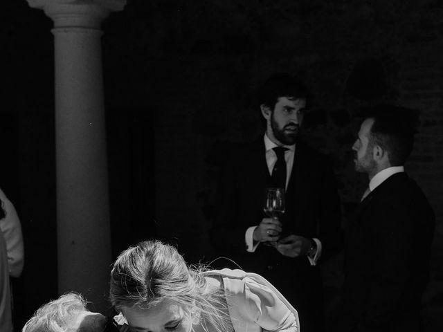 La boda de Jorge y Maria en Ballesteros De Calatrava, Ciudad Real 135
