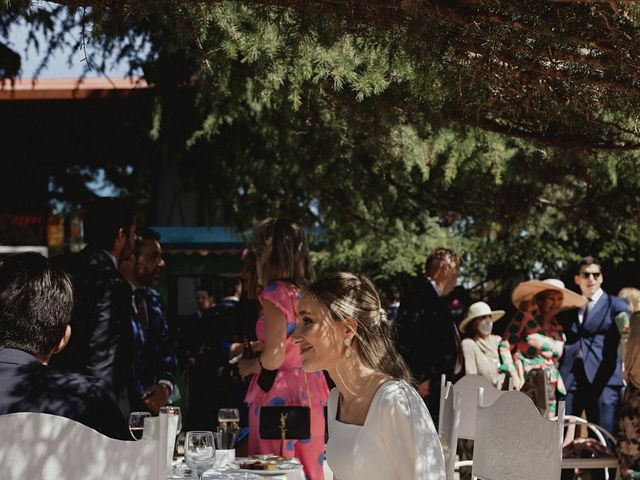 La boda de Jorge y Maria en Ballesteros De Calatrava, Ciudad Real 136