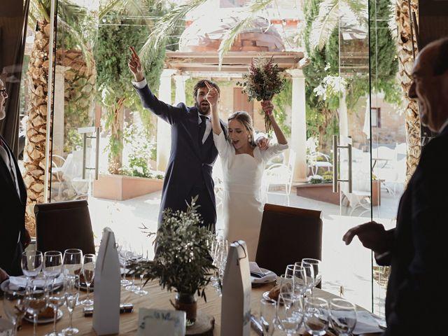 La boda de Jorge y Maria en Ballesteros De Calatrava, Ciudad Real 139