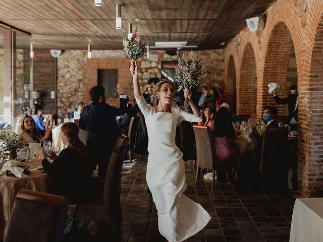 La boda de Jorge y Maria en Ballesteros De Calatrava, Ciudad Real 145