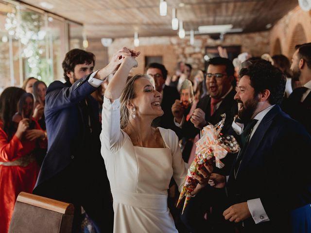 La boda de Jorge y Maria en Ballesteros De Calatrava, Ciudad Real 146