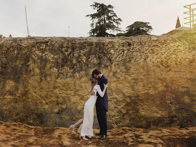 La boda de Jorge y Maria en Ballesteros De Calatrava, Ciudad Real 1