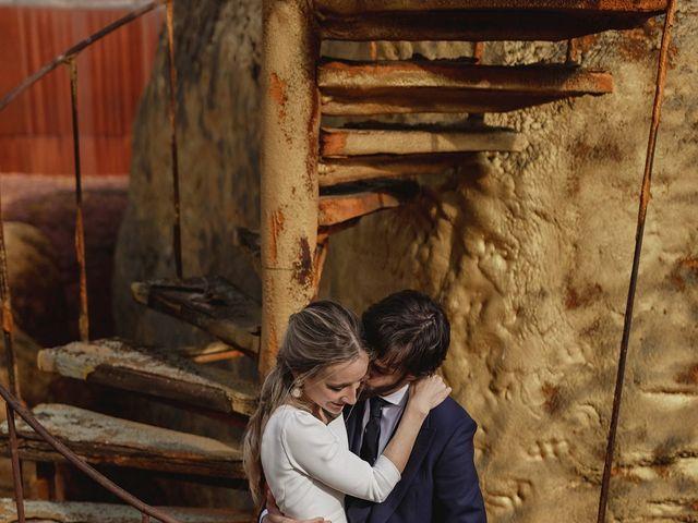 La boda de Jorge y Maria en Ballesteros De Calatrava, Ciudad Real 148
