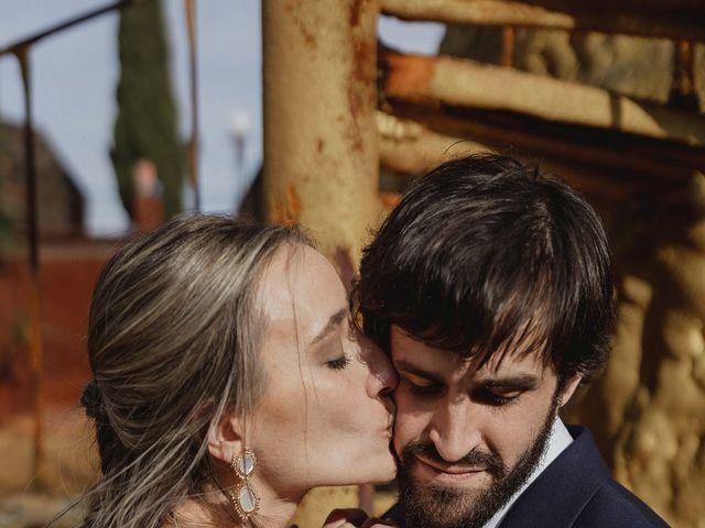 La boda de Jorge y Maria en Ballesteros De Calatrava, Ciudad Real 149