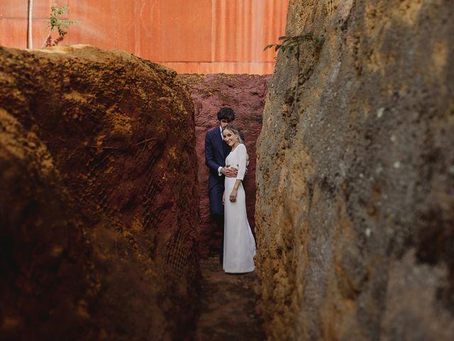La boda de Jorge y Maria en Ballesteros De Calatrava, Ciudad Real 150