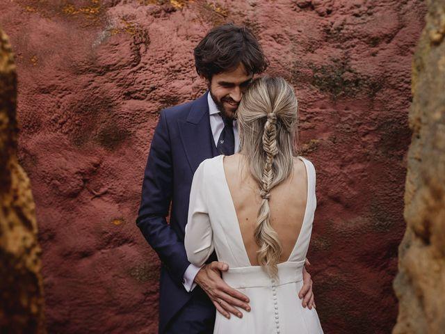 La boda de Jorge y Maria en Ballesteros De Calatrava, Ciudad Real 151