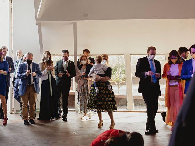 La boda de Jorge y Maria en Ballesteros De Calatrava, Ciudad Real 163