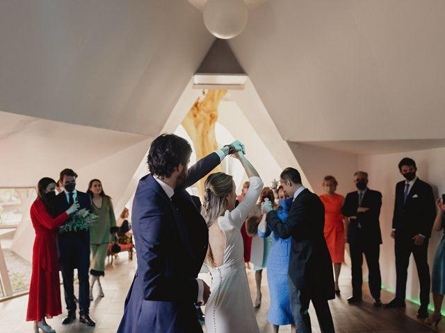 La boda de Jorge y Maria en Ballesteros De Calatrava, Ciudad Real 166