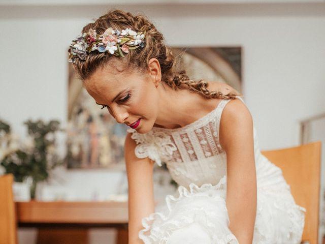 La boda de Nuria y Cristóbal en Málaga, Málaga 18
