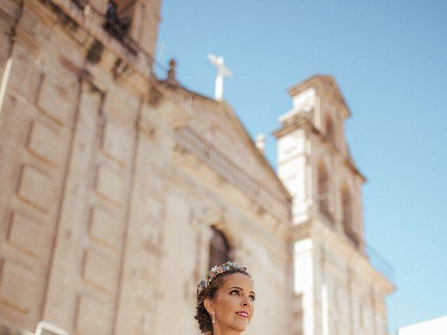 La boda de Nuria y Cristóbal en Málaga, Málaga 26