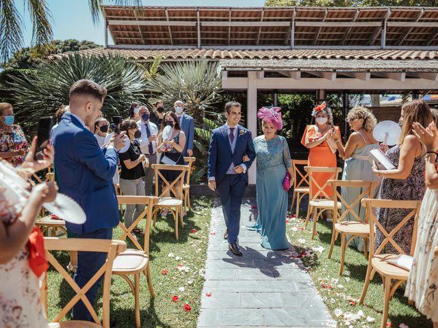 La boda de Nuria y Cristóbal en Málaga, Málaga 31